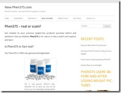 The Truth about Phen375 Scam